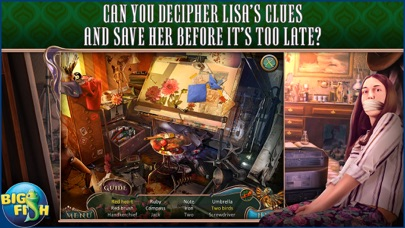 Off The Record: The Art of Deception - A Hidden Object Mystery (Full) screenshot two