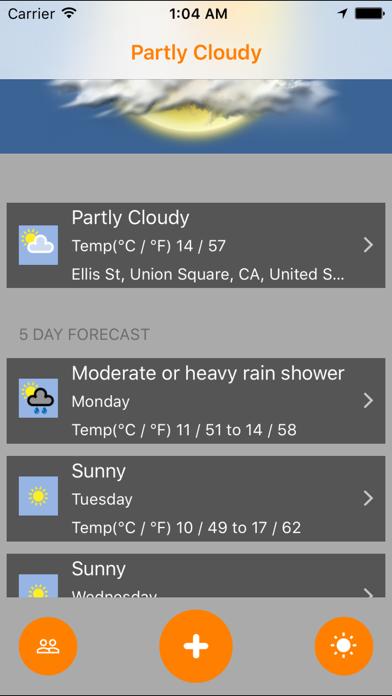 Weather Right Nowのおすすめ画像1