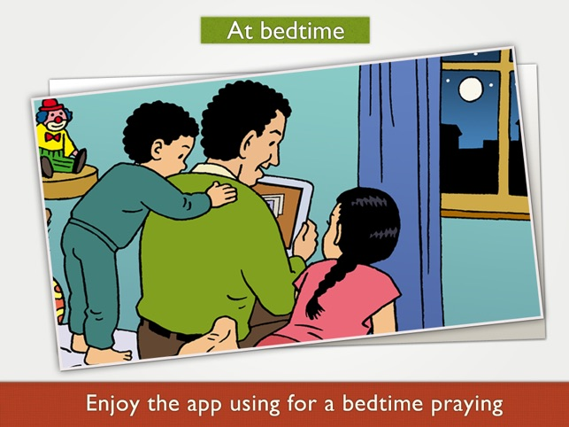 Children\'s Bible Daily Prayers for Family & School on the App Store