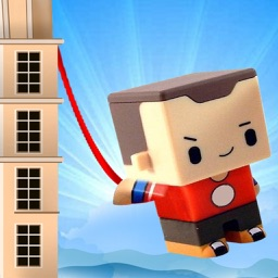 Blocky Spider - Free 3D Tower Blocks Addictive Endless Game