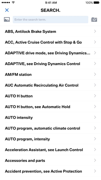 BMW Driver's Guide screenshot-2