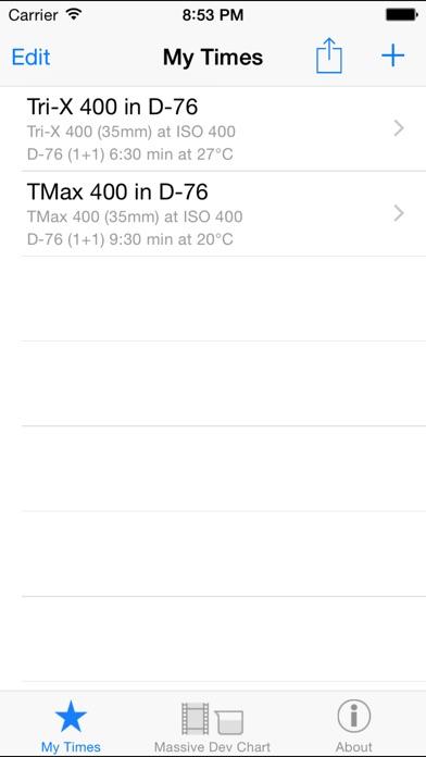 Massive Dev Chart Timer Screenshot 4