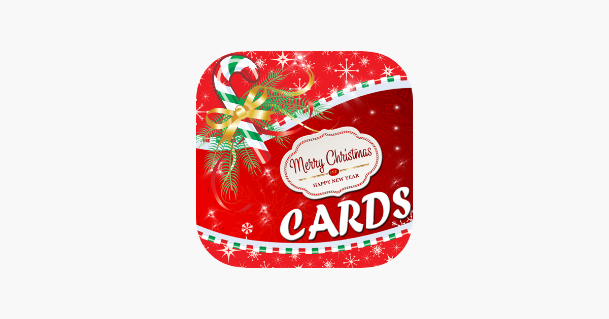 150+ Christmas Greetings Cards - Holiday Wishes on the App Store