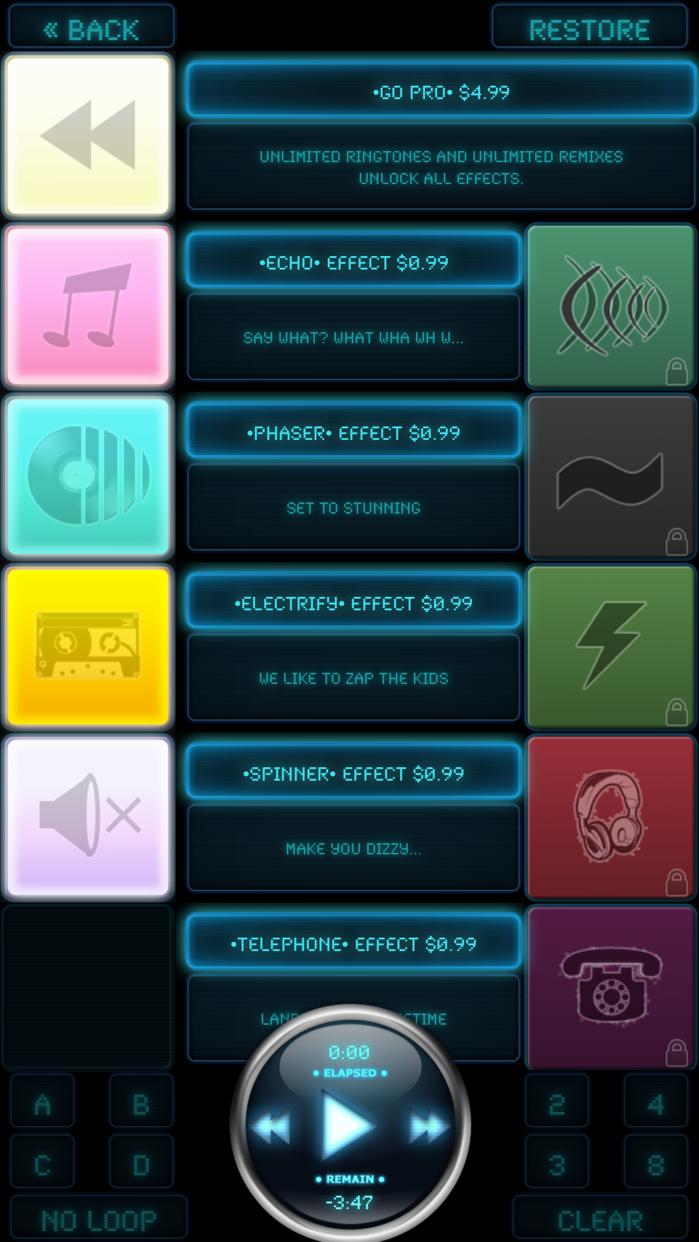 Beat Slice Screenshot