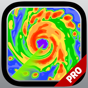 Weather Radar Map & NOAA Forecast Pro app