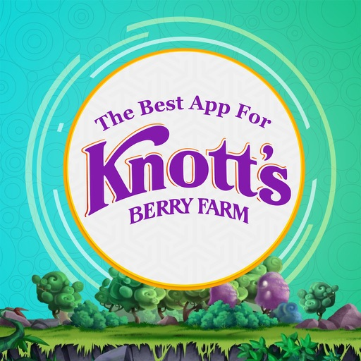The Best App for Knott's Berry Farm