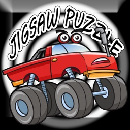 car jigsaw puzzle for kids