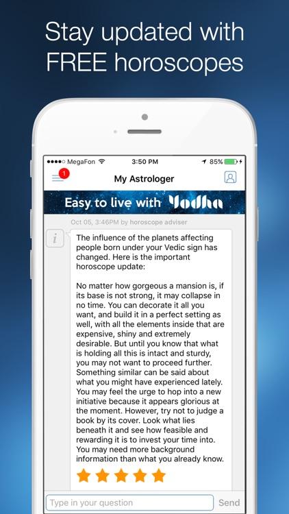 Yodha Love Astrology Horoscope Vs Daily Horoscopes app image