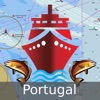i-Boating:Portugal Marine Charts & Fishing Maps