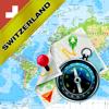 Schweiz - Offline Karten- und GPS-Navigation
