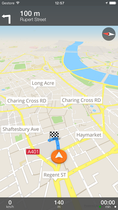 Screenshot of Paris (Le Havre) Mappa Offline e Guida Turistica5