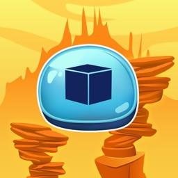 Canyon Cube - Addicting Time Killer Game