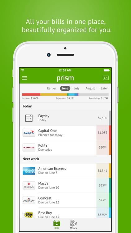 Prism Money screenshot-0