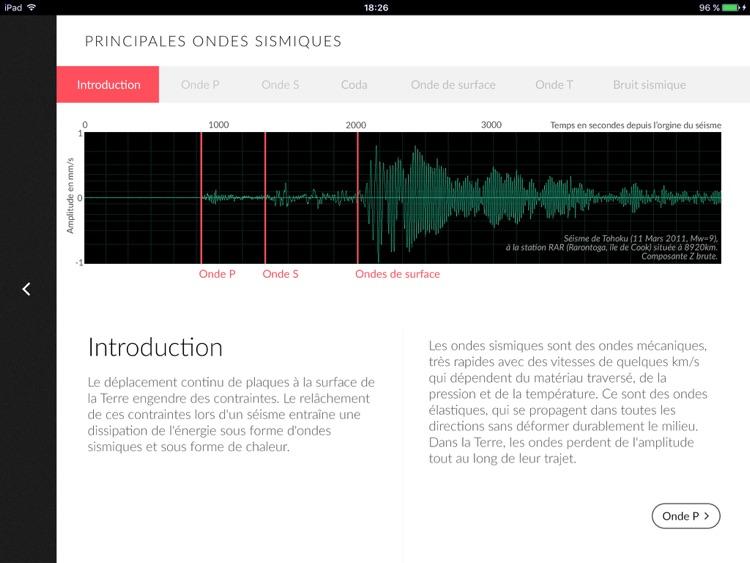Sismologie - Tremblements de terre et séismes