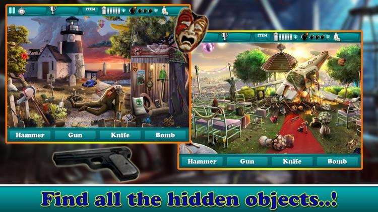The Secret Diary Mystery : Hidden Object find hide clue solve mystery scene