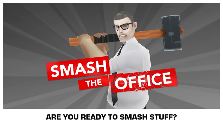 Smash the Office - Instant Stress Relief! screenshot-4