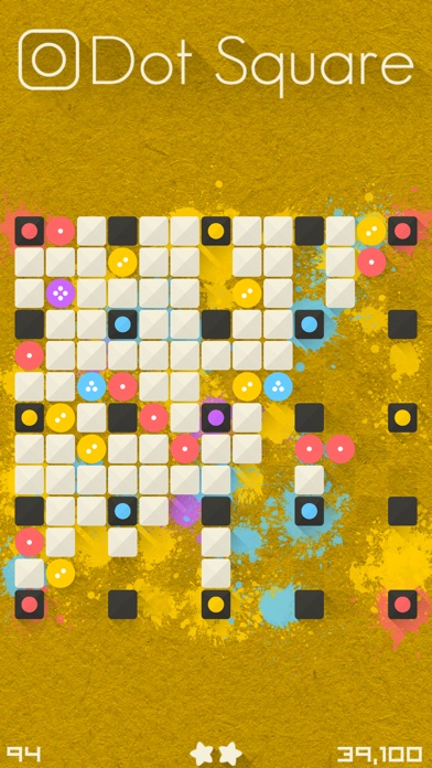 Screenshot #10 for Dot Square
