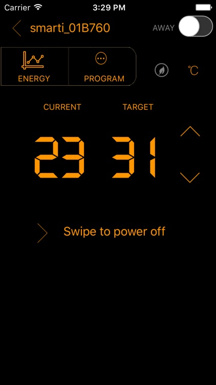 Smarti Thermostat screenshot-2