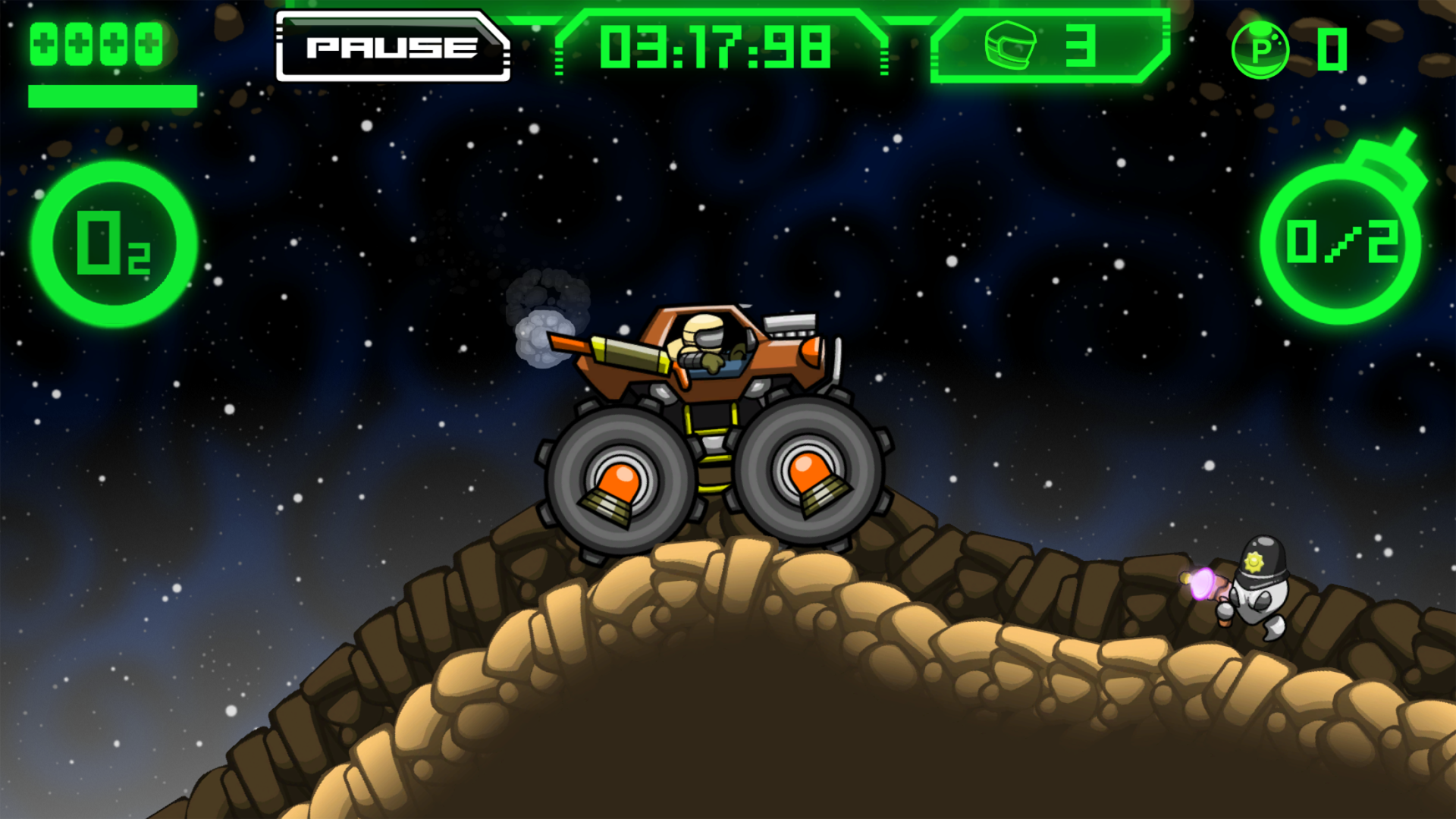 Atomic Super Lander screenshot 12