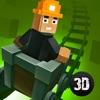 Block Mine Cart Racing Adventures 3D Full