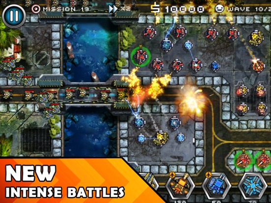 Tower Defense Zone 2-ipad-3