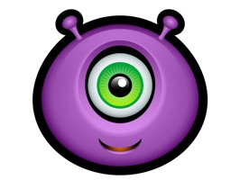 Discover the Purple Monsters stickers for iMessage
