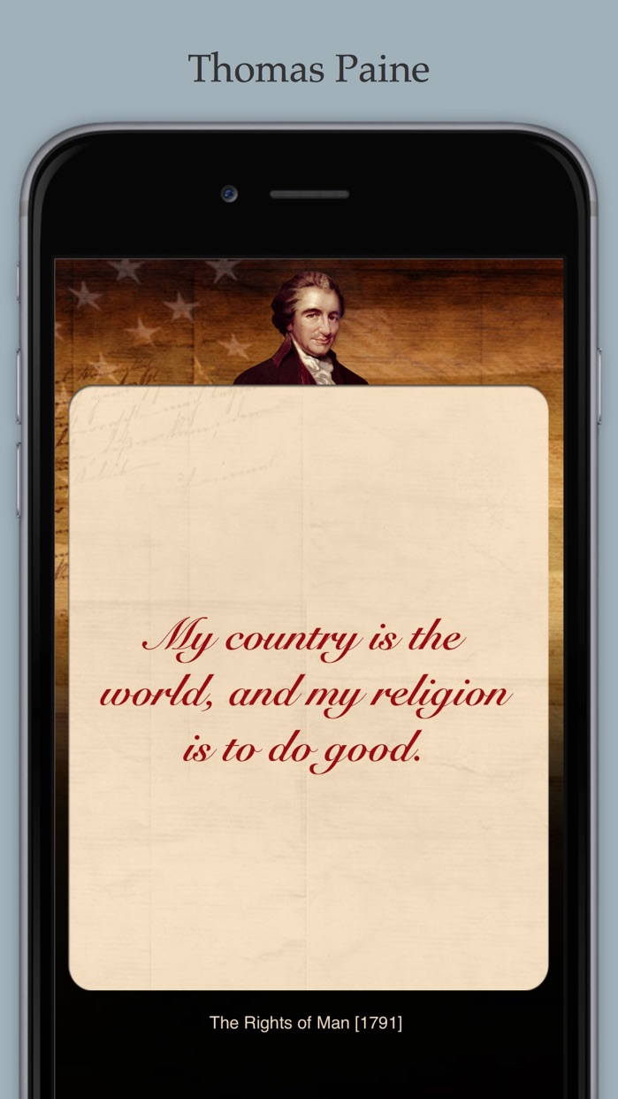 Texts From Founding Fathers Screenshot