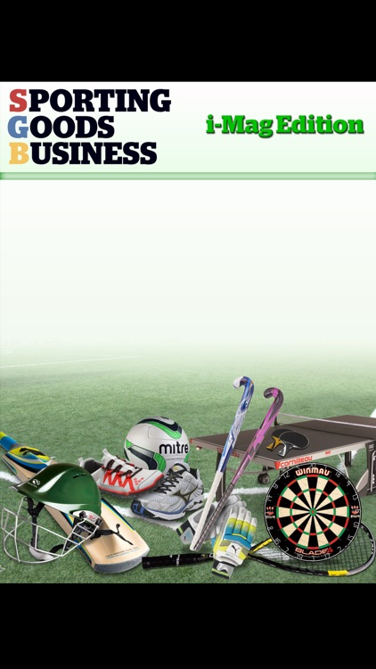 Sporting Goods Business magazine