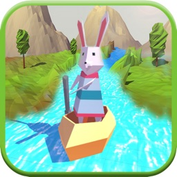 Blocky Magic River - New Minimalist Game