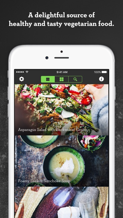 Green Kitchen app image