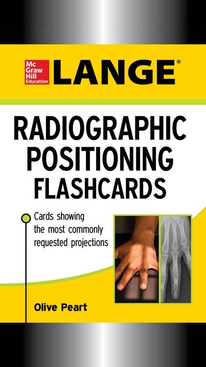 Lange Radiographic Positioning