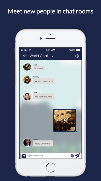 Mingle - Online Dating App to Chat & Meet People screenshot-3