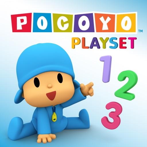 Pocoyo Playset - Let's Count!