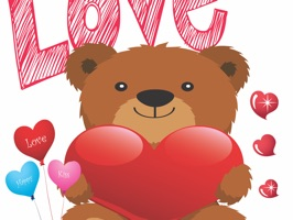 There's no better way to tell someone you love them with these new I Love You Stickers
