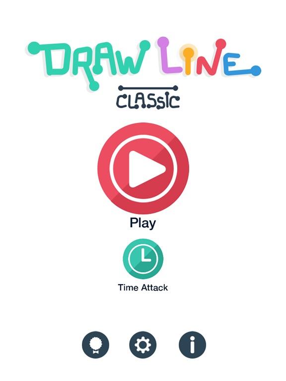 Draw Line: Classic для iPad