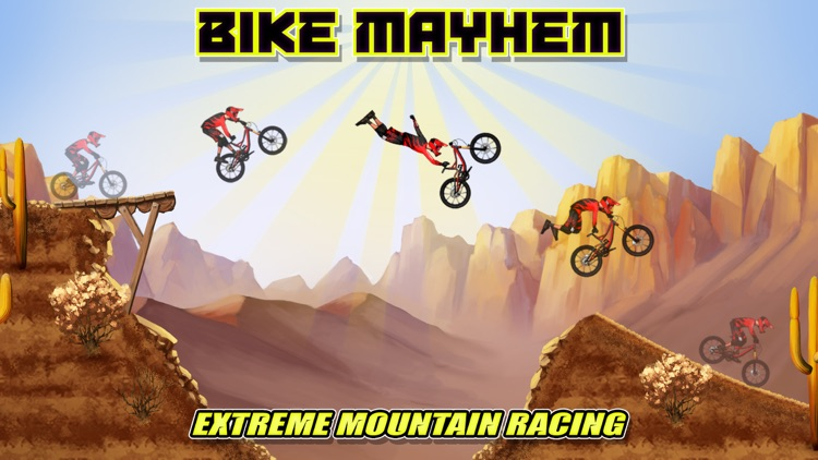 Bike Mayhem Freestyle screenshot-0