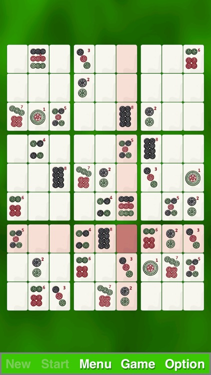 Mahjong Sudoku screenshot-1