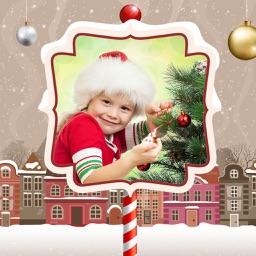 Christmas 2017 Hd Photo Frames - Art Photo frame