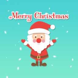 Santa Claus Animated Sticker