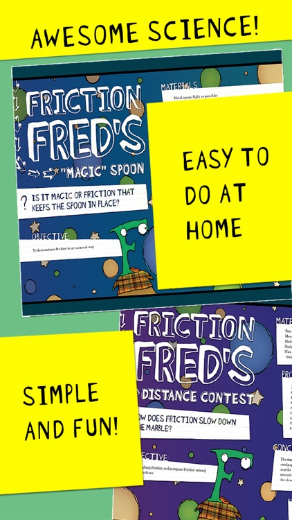 Friction Fred screenshot-4