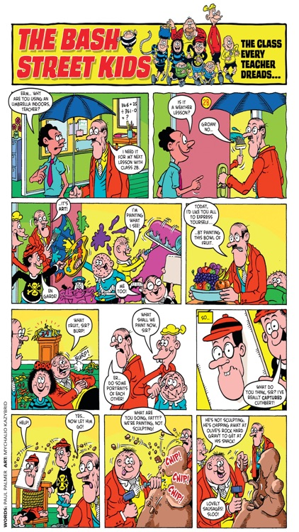 The Beano eComic screenshot-3