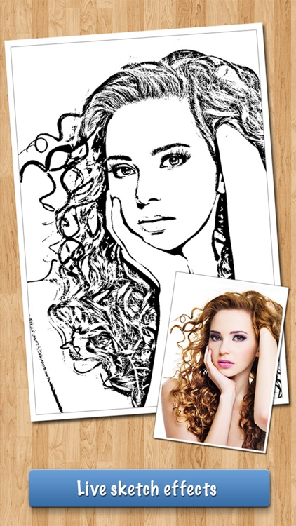 QuickSketch - Drawing Photo Effects