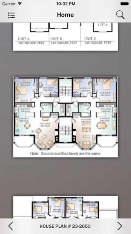 Multi-family House Plans Info