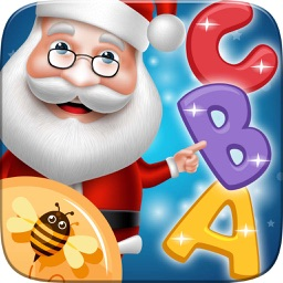 ABC Alphabet Tracing Letters Family For Christmas
