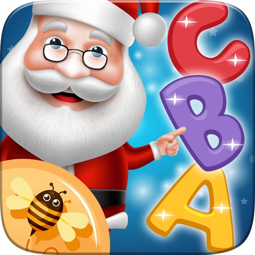 ABC Alphabet Tracing Letters Family For Christmas iOS App