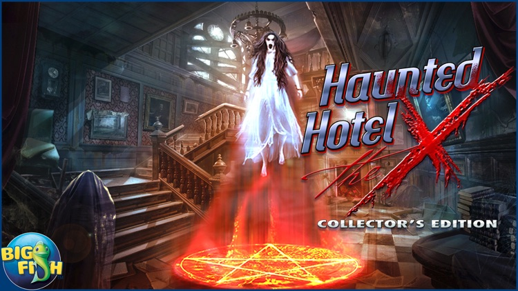 Haunted Hotel: The X (Full) screenshot-4