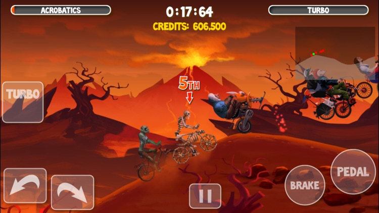 Crazy Bikers 2 screenshot-3