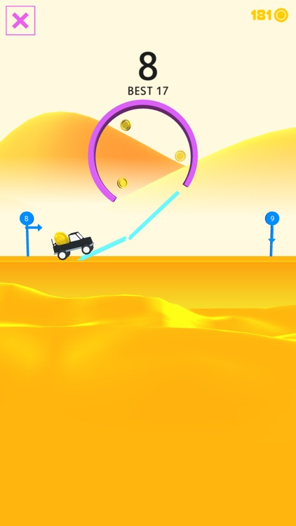 Risky Road screenshot-2