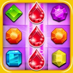 Jewels Pop Mania : Match 3 Puzzle