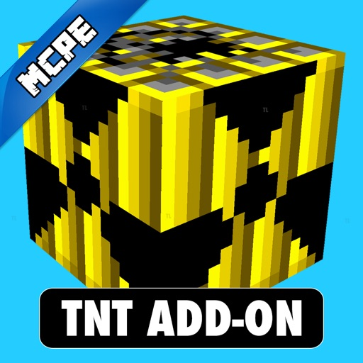 TNT ADDONS for Minecraft Pocket Edition PE - MCPE
